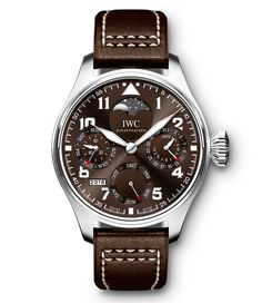 "IWC_Big-Pilot's-Watch-PPC-Edition-""Antoine-de-Saint-Exupéry"""