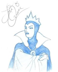 """I love how her name is just """"The Queen."""" xD But I go with the internet and call her Queen Grimhilde. So I finally found Grimhilde at Disneyland after ha. Disneyland - The Queen Fairest Of Them All, Call Her, Disneyland, Cinderella, Disney Characters, Fictional Characters, Deviantart, Queen, Disney Princess"""