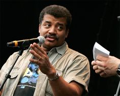Article about Neil deGrasse Tyson - Interesting factoid: Spirit and Opportunity's mission webpage was 'briefly more popular than pornography' when the rovers first landed on Mars.  That should always be the case.