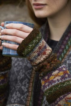Ravelry: Skerries Mittens pattern by Marie Wallin