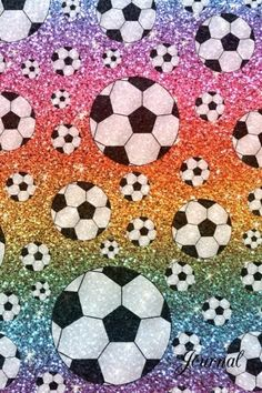 Journal: Faux rainbow glitter soccer notebook by Brotherg... http://www.amazon.com/dp/1533312451/ref=cm_sw_r_pi_dp_oACpxb1WBHJCD