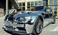 BMW E92 M3 chrome