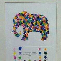 Classroom Auction Art Project...each