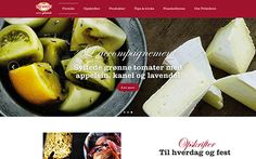 Visit Président and its great French cheese universe. On the website you will find information about cheese and cheese platter. Find many delicious recipes and Francophile stories.