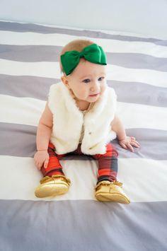 Buffalo Plaid Organic Cotton Leggings by GoldenCoastBaby #holiday #winter #christmas #presents #babyleggings #newbaby #plaid #hipster