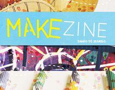 "Check out new work on my @Behance portfolio: ""Make-zine"" http://on.be.net/1LRIMNR"
