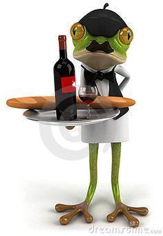 Francuska żaba