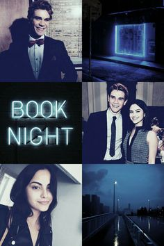 Riverdale // Veronica and Archie