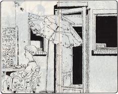 Lefaux (Sketchbook - August 2016) on Behance