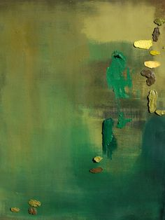 Rafael Bueno Abstract Wall Art, Abstract Landscape, Abstract Paintings, Matisse, Pantone Greenery, Color Of The Year 2017, Action Painting, Beauty Art, Abstract Expressionism