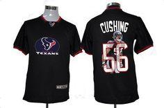 Nike Texans #56 Brian Cushing Black Men's NFL Game All Star Fashion Jersey!$24.00USD New England Patriots Game, Jersey Nike, Nike Nfl, Houston Texans, Tom Brady, Nfl Jerseys, Peyton Manning, Fashion Games