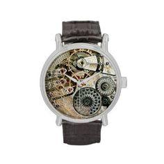 Antique Watch Mechanism