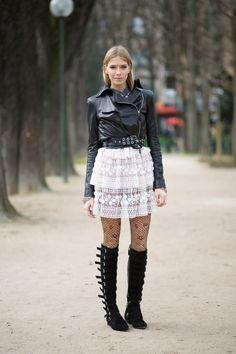 b576d88a739b Smooth Transitions  Ease Into Spring in Skirts + Boots