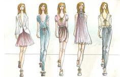 Zara Capsule Collection 2010 Designer: Juliana Yasmine