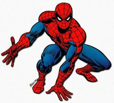 Helping to usher in the so-called Marvel Age of Comics, Spider-Man was and is still Marvel's most popular and iconic superhero. Description from starloggers.wordpress.com.
