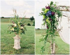 Creech Ste Marie Meredith Montague1, flowers by Southern Blooms/Pat's Floral Design