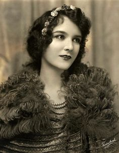 Mary Philbin (1920's). A notable film actress of the silent film era, who is best known for playing the roles of Christine Daaé in the 1925 film The Phantom of the Opera opposite screen legend Lon Chaney and as Dea in The Man Who Laughs. Both roles cast her as the beauty in Beauty and the Beast-type stories. Both are great movies!