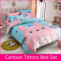 This is definetly a sheet I'm getting! It's so Kawaii, and very good quality. Great for ANYONE who loves totoro!