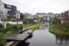 Новые парки района Вэстра Хамнен в г. Мальмё | Ландшафтный дизайн садов и парков