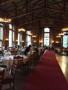 Photo Of The Ahwahnee Hotel   Yosemite National Park, CA, United States.  Dining