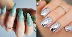 15 ideas para hacer que tu boda sea inigualable y memorable Minimalist Nails, Look Vintage, Purple Butterfly, Pedicure, How To Memorize Things, Hair Makeup, Nail Designs, Make Up, Nail Art