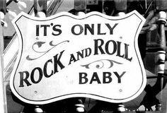 Vintage, Rock 'n Roll