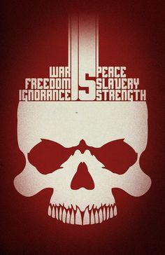 freedom is slavery by madFusion15.deviantart.com on @deviantART