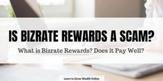 What is Bizrate Rewards? Does it work as promised or is it a scam? Learn the truth about this new market research company in this detailed review.  #whatisbizraterewards  #whatsbizraterewards  #whatisbizraterewardsabout #whatsbizraterewardsabout #isbizraterewardsascam #isbizraterewardsscam #bizraterewardsascam #bizraterewardsscam #bizraterewardsreview #bizraterewardsreviews #honestbizraterewardsreview