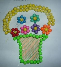 work with thermocol balls - Google Search
