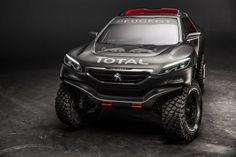 Peugeot 2008 DKR 2015 Dakar Rally Car