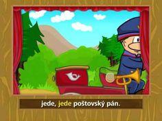 Poštovský panáček - YouTube