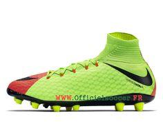 best sneakers 13a4a 178dd Nike Hypervenom Phatal 3 DF AG-PRO Chaussure de football à crampons pour  terrain Homme