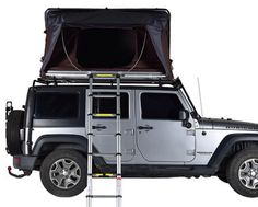 iKamper Skycamp: World's Largest Expandable, Hard Shell Roof Top Tent for Your Vehicle - GoodGood