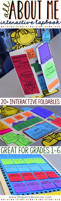 A great beginning of the year activity to get to know your students! This would…