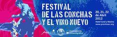 Festival de las conchas y el vino nuevo / Ensenada / 20-22 Abril