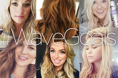 Wave Goals - Fave4 - A Hairstyling Collection