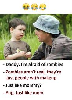 Afraid Of Zombies http://ift.tt/2mIyFFW