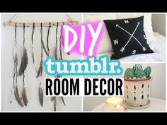 DIY Tumblr Room Decor For Cheap! - YouTube