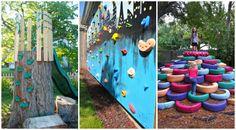 Fun Backyard Additions For Kids