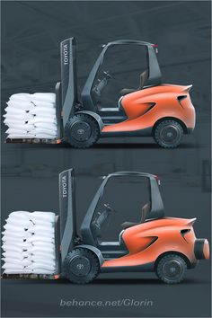 Toyota Forklift Contest 2016