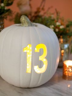 You don't want to miss these 10 adorable DIY's for your fall nuptials! Fall Wedding Centerpieces, Diy Wedding Favors, Diy Wedding Decorations, Wedding Ideas, Wedding Planning, Wedding Stuff, Dream Wedding, Pumpkin Wedding, Faux Pumpkins