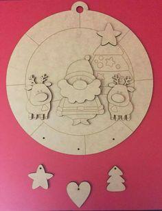 Pin de Gris Pollis en IDEAS C.M.P | Pinterest | Navidad, Madera y ...