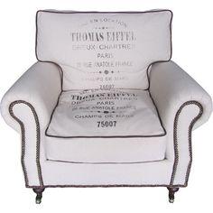 Thomas Club Chair