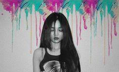 Silentvis Black  #paint #bnw