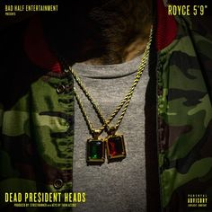 Royce Da 5'9″ will be releasing his new album Layers on April 15th but first he be dropping a free EP titled Tabernacle: Trust The Shooter. Here is the first leak from the EP titled Dead President Heads. Produced by StreetRunner. Listen to the music on page 2.