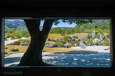 足立美術館ADACHI MUSEUM OF ART [OC][2048 x 1371]. wallpaper/ background for iPad mini/ air/ 2 / pro/ laptop @dquocbuu