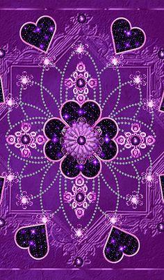 Bling Wallpaper, Pretty Phone Wallpaper, Luxury Wallpaper, Wallpaper Iphone Disney, Heart Wallpaper, Purple Wallpaper, Butterfly Wallpaper, Pretty Wallpapers, Wallpaper Backgrounds