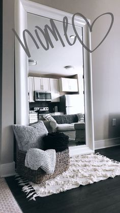 Stylish living room decorations for small rooms - # for . Stylish living room decorations for small rooms - # rooms The decoration of home . Simple Apartment Decor, First Apartment Decorating, Apartment Bedroom Decor, Apartment Livingroom Ideas, Apartment Design, Bedroom Decor On A Budget, Small Apartment Living, Black Bedroom Decor, Black And White Living Room Decor