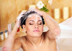 Read here and include these few extra natural hair care regimen tips in your daily hair care routine and see your hair transforming in to healthy, shiny hair. Natural Hair Care, Natural Hair Styles, Long Hair Styles, Get Thicker Hair, How To Get Thick, Deep Conditioner, Hair Care Routine, Shiny Hair, Healthy Hair