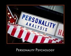 """Dan McAdams offers a clear and concise account of personality psychology in his book The Person: A New Introduction to Personality.     Adams notes that personality psychology is the study of the whole person and that the ultimate goal of personality psychology is to construct a scientifically credible account of human individuality. As part of this quest individual differences in people are often studied and in doing so an attempt is made as Adam's puts it """"To classify, categorize, and…"""